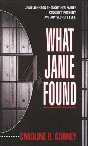 Review: What Janie Found