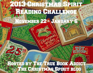 2013 Christmas Spirit Reading Challenge and Read-a-Thon
