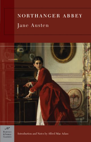 Book Review: Northanger Abbey