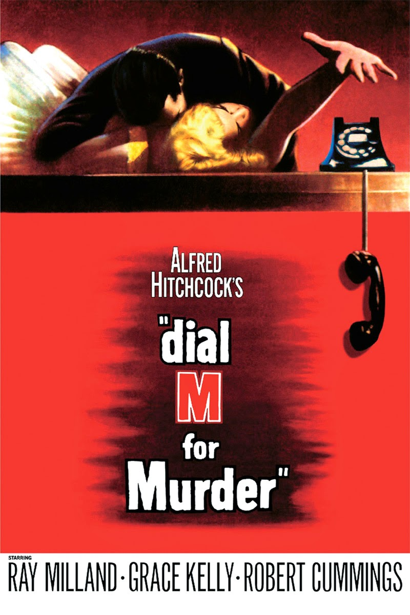 Dial M For Murder Movie Review