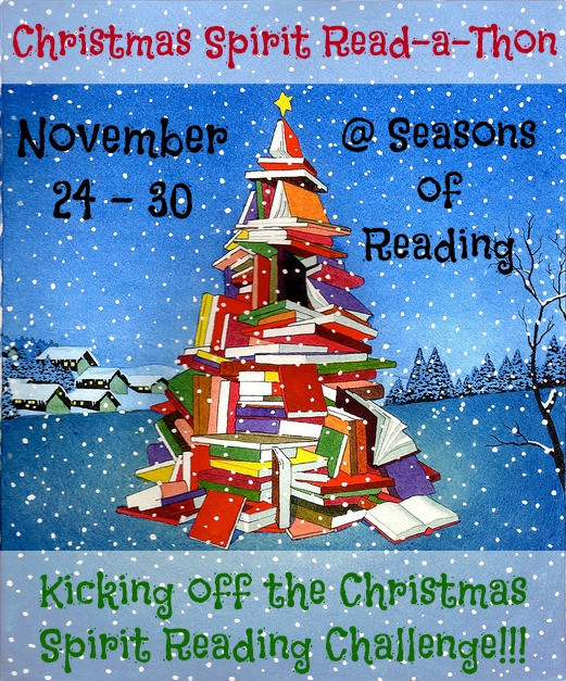 Christmas Spirit Challenge and Read-a-Thon