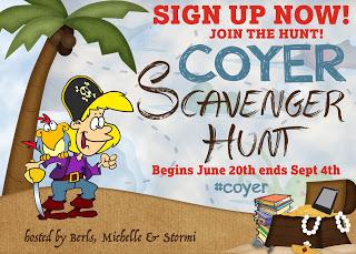 #COYER Scavenger Hunt 2015