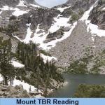 Mount TBR Reading Challenge 2017