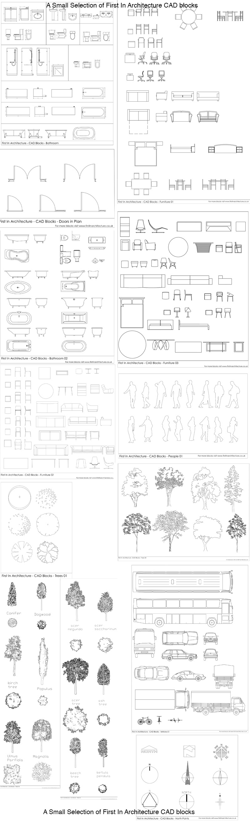 Top 10 Free Cad Block Websites That You Should Know About Diagram Drawing Images Download Save