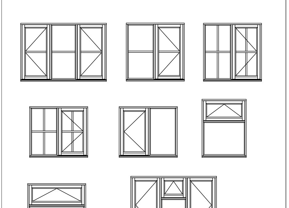 Free CAD Blocks – Windows 02