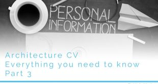 Architect CV - All you need to know