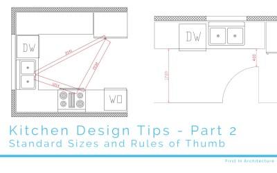 Kitchen Design Tips – Part 2