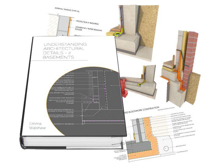 Basement Construction Details – three types of basement