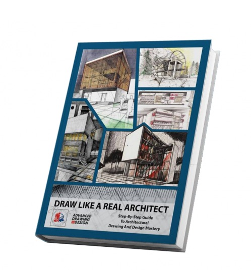 Draw like a real architect