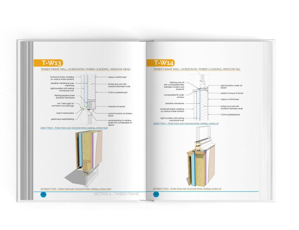 timber frame section detail page 6 frame design reviews