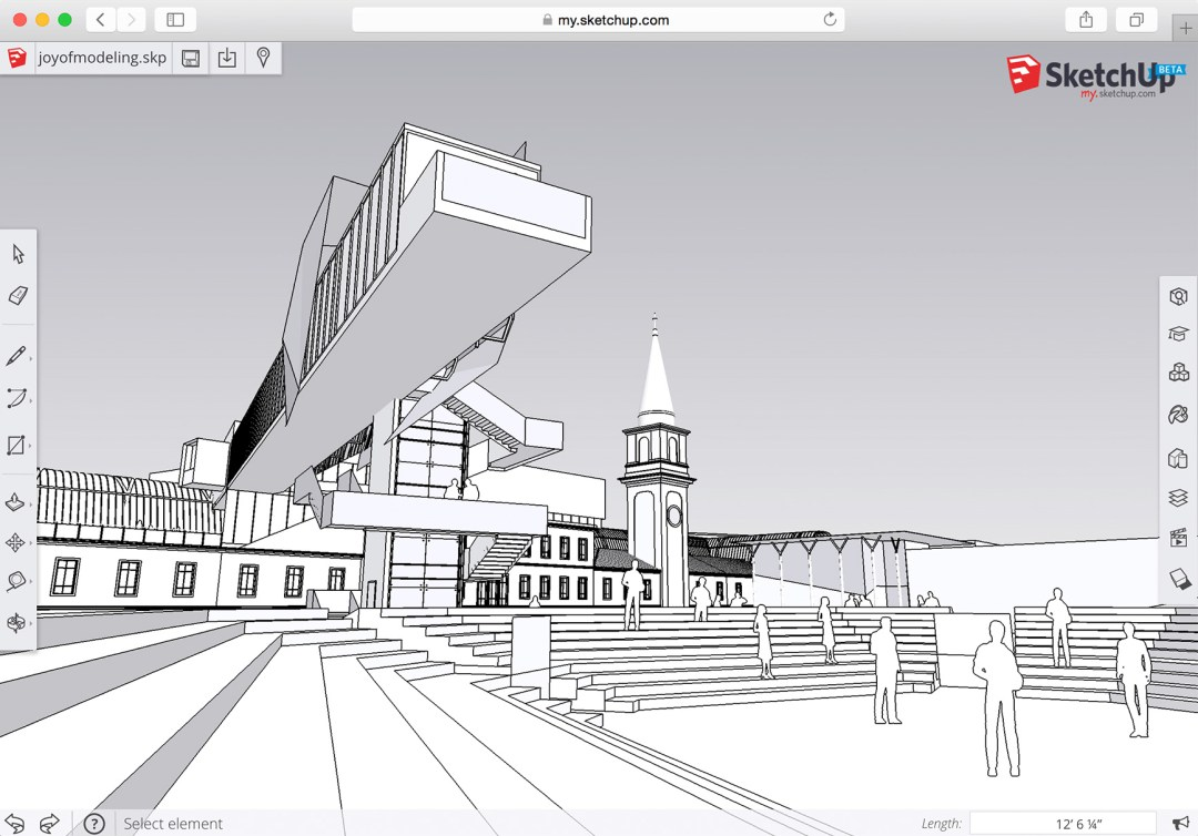 A Beginners Guide to SketchUp - set up, plugins, rendering and more