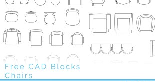 FIA CAD Blocks Chairs FI
