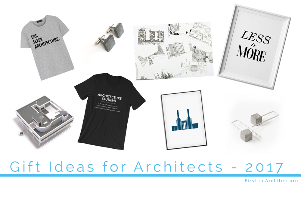 Gift Ideas For Architects Christmas 2017 First In Architecture