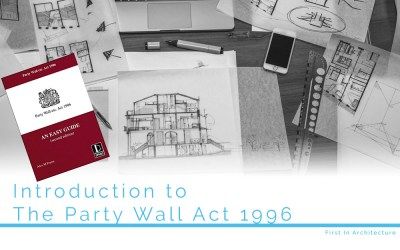 The Party Wall Act – A Message to Designers