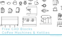Free CAD Blocks – Bathroom Details