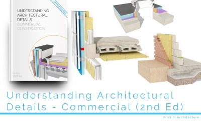 Understanding Architectural Details – Commercial 2nd Edition