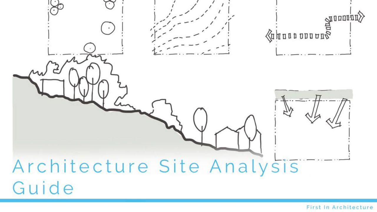 diagrams in architecture pdf architecture site analysis guide first in architecture  architecture site analysis guide