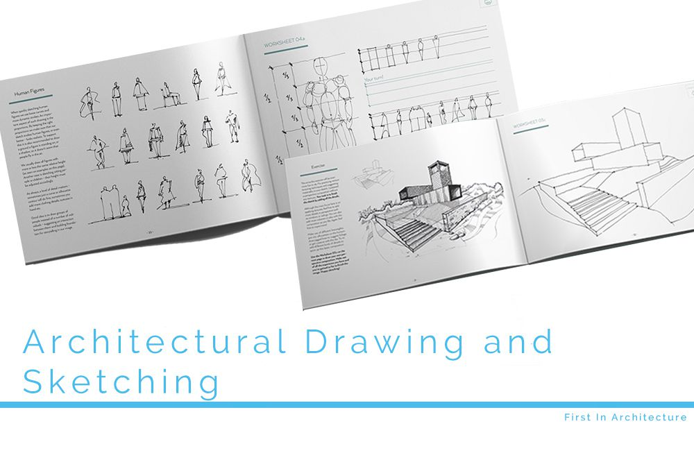 Architectural Drawing And Sketching First In Architecture