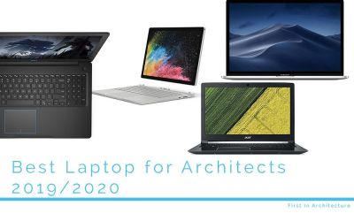 Best Laptop for Architects 2019/2020