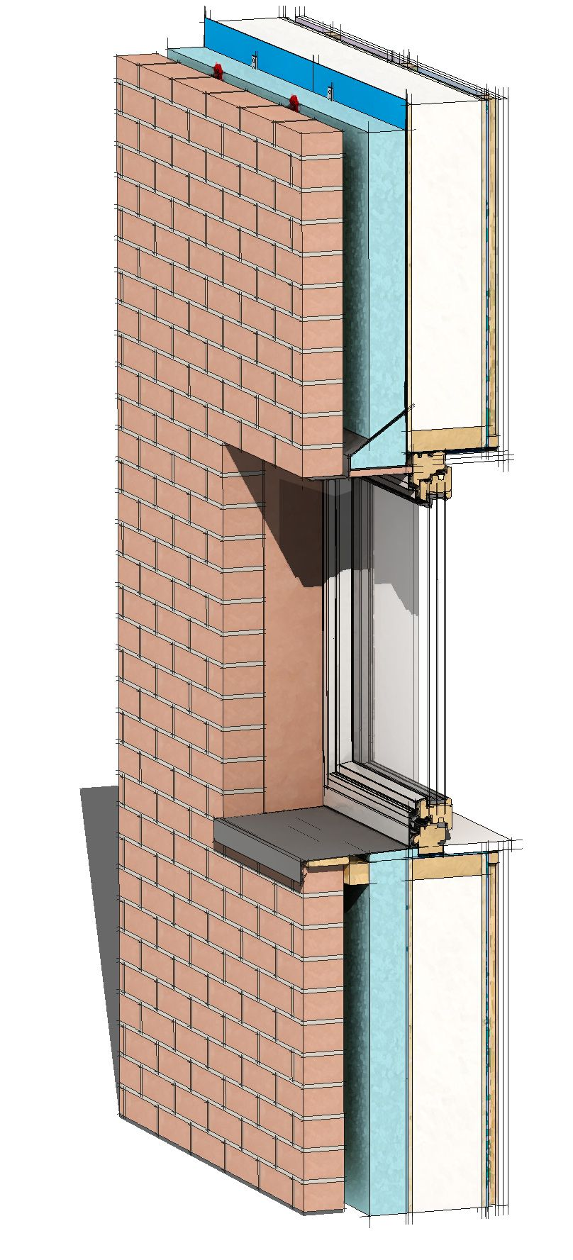 What is a passivhaus? window detail