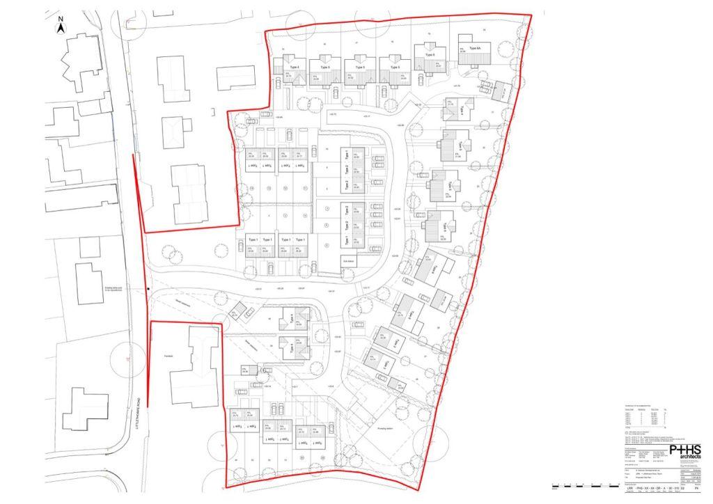 Site Plan Example 01