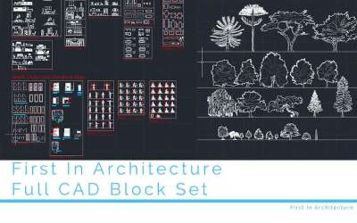FIA Full CAD Block Set
