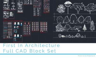 FIA Full CAD Block Set