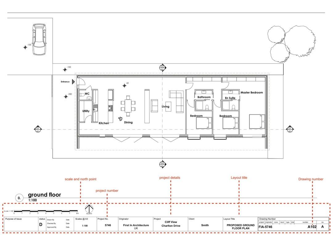 Drawing sheet inforamtion