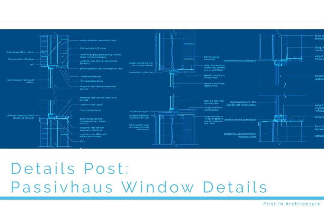 Passivhaus Window Details FI