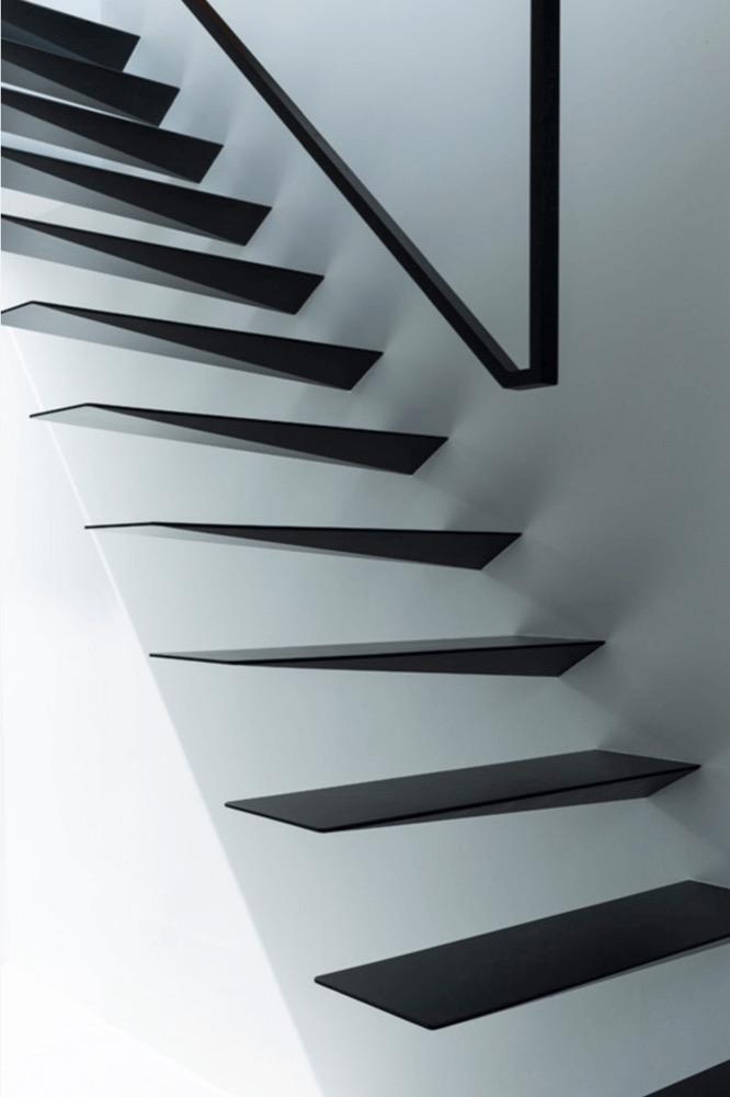 01 Lightweight stair ideas
