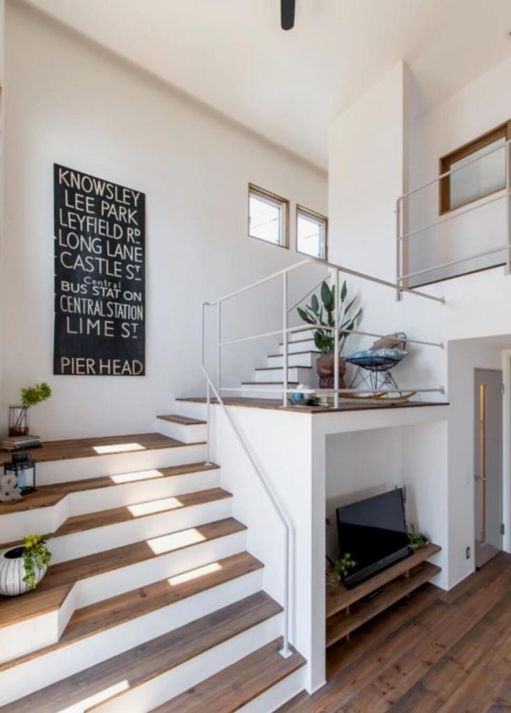 01 Wide Stair Design Ideas