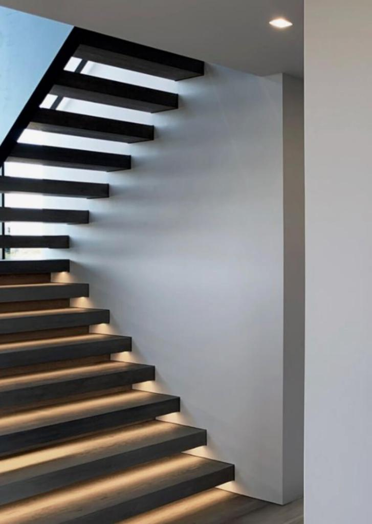 02 Stairs with lighting ideas
