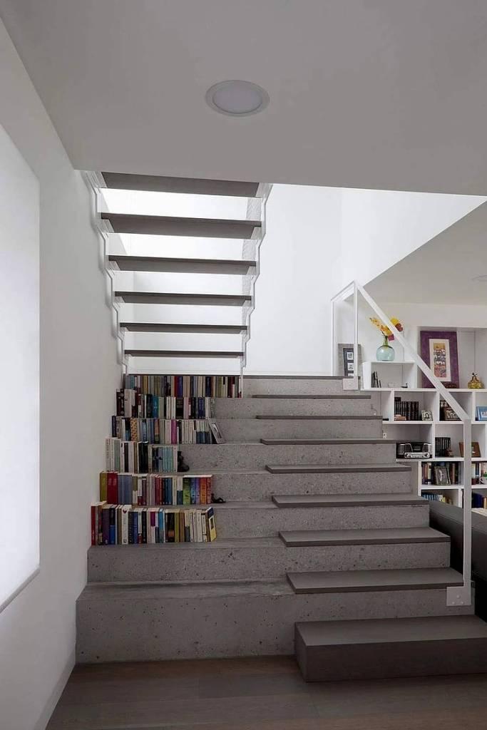 02 Wide Stair Design Ideas