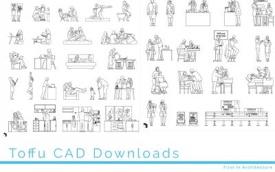 Toffu CAD Downloads