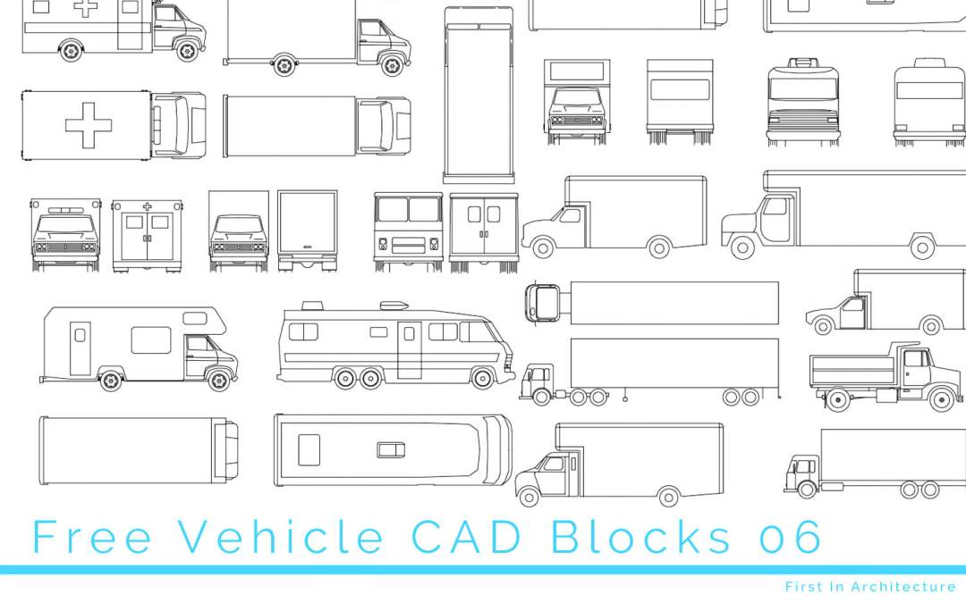 Free Vehicle CAD Blocks – 06