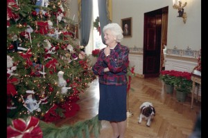 The First Ladies At Christmas Seven Modern Women Part 4