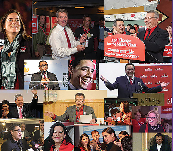 Victorious! Historical 2015 Victory for Ten Indigenous MP's