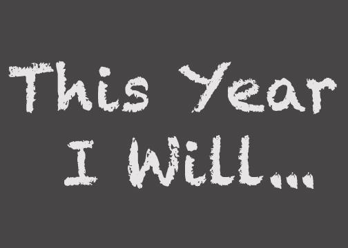 Resultado de imagem para this year i will