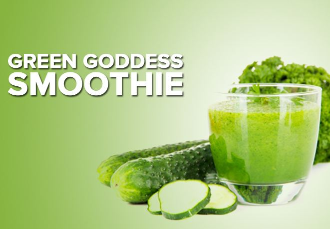 Green Smoothy Image