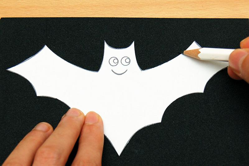 Halloween Mobile craft