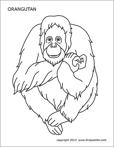 Animal Printables Page 3 Free Printable Templates