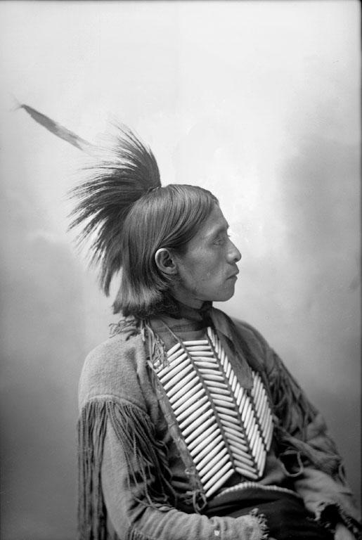 Kiowa Man 1898 B