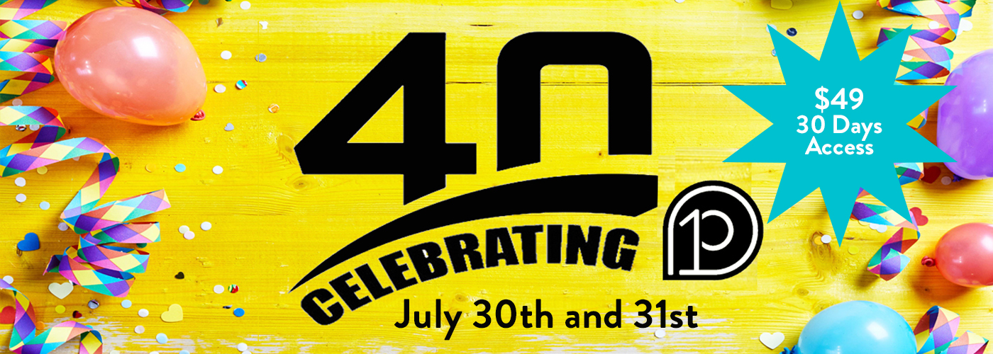Celebrating 40 Banner Yellow2 with 30 Day 1400x500