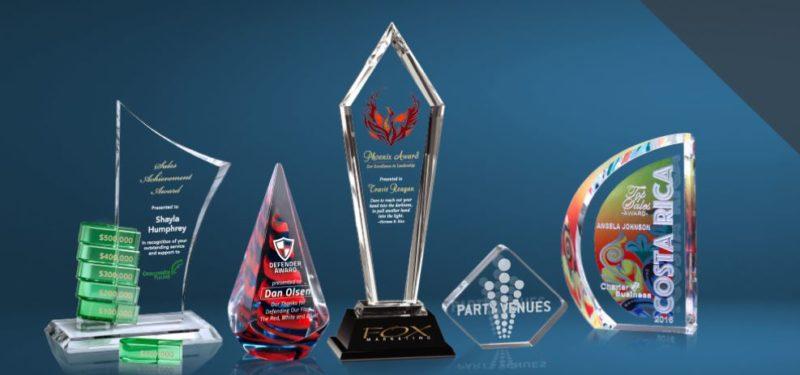 Crystal D awards