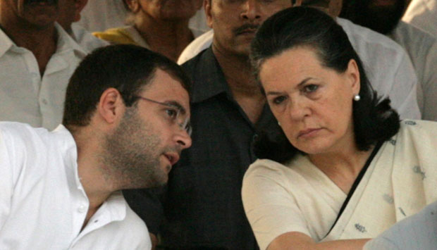True cost of Dynasty: Sonia sends us a Rs 5,45,000 cr bill