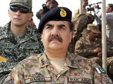 File image of Gen Raheel Sharif. Reuters
