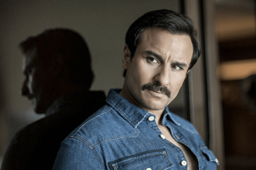 Saif Ali Khan says he has been a 'victim of nepotism, but nobody speaks of that' 6