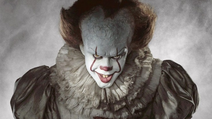 Pennywise in 2017's It