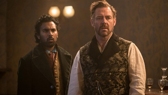The Luminaries review Less Fatefuelled epic more period drama whodunit with a dash of the supernatural