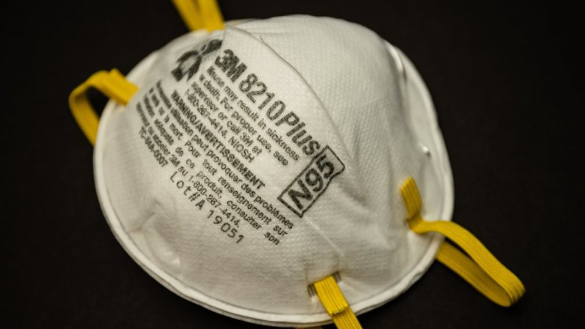 N95 masks with valves detrimental to curb the spread of COVID19 Health Ministry letter to states